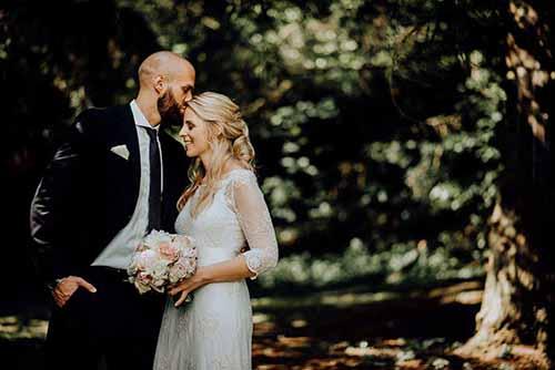 billeder bryllup