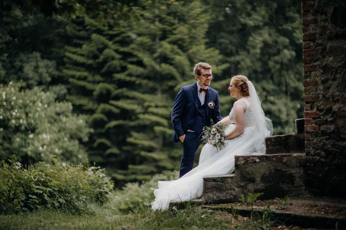 Bryllup på Lille Restrup