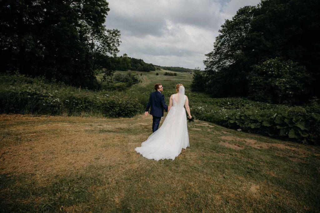 Bryllupsfotograf i hele Jylland