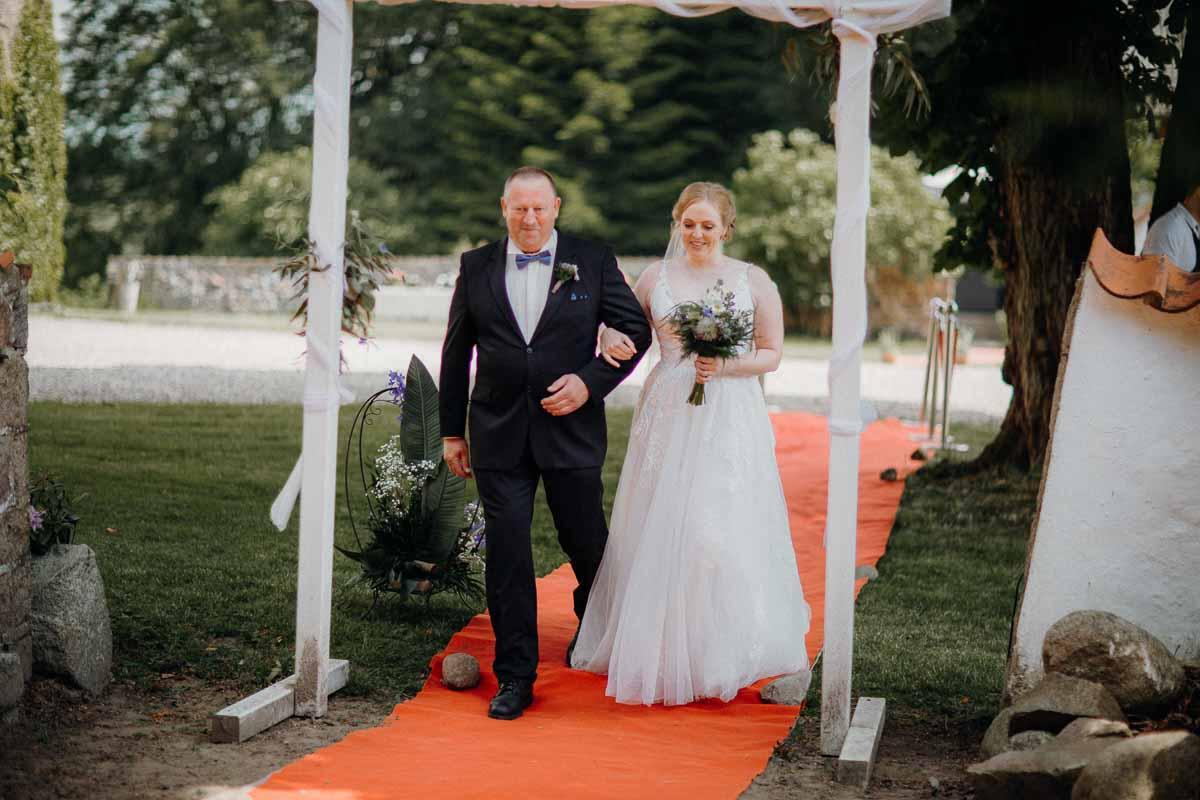 Et uforglemmeligt bryllup