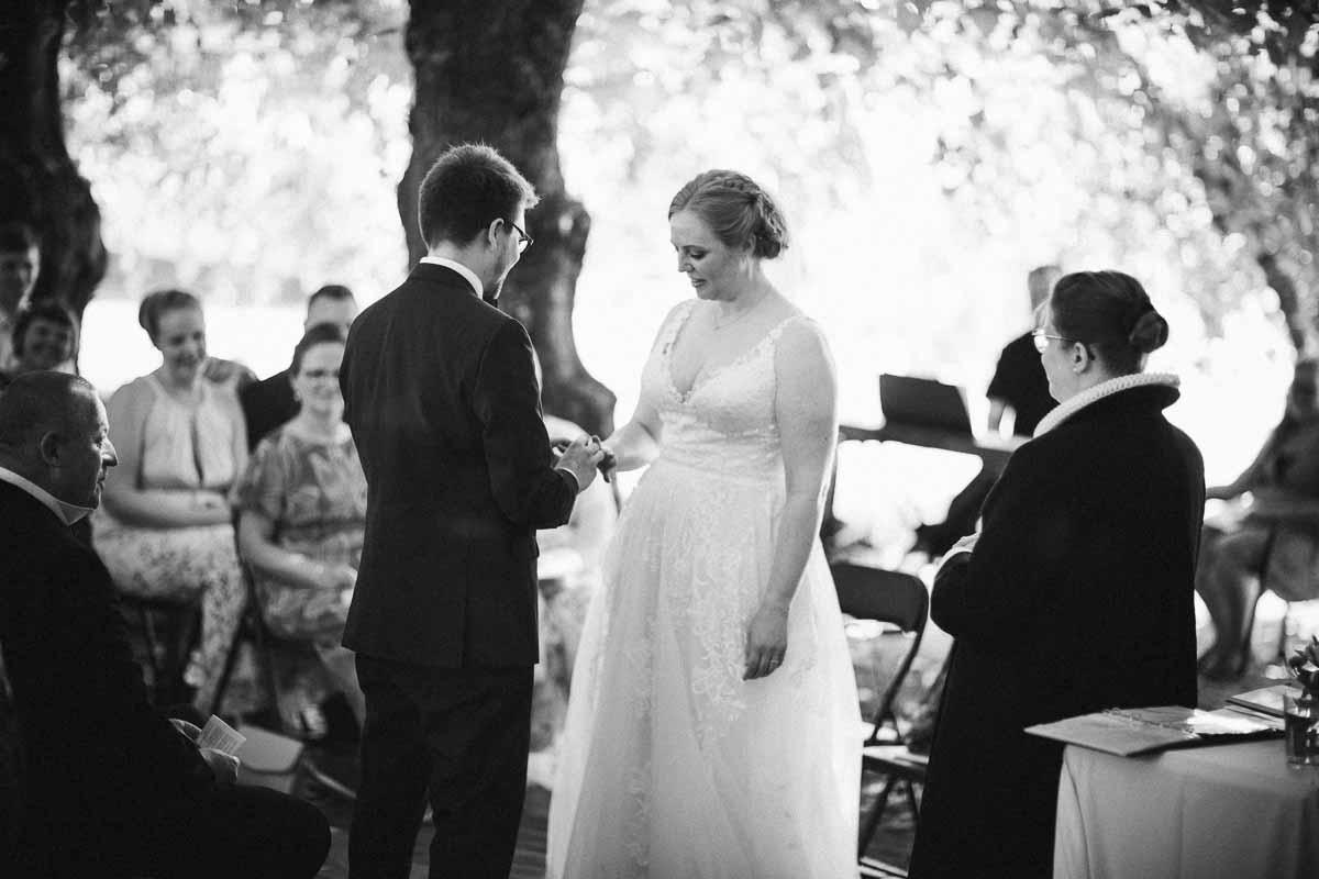 Bryllupsfotograf Nordjylland til smukke bryllupsfoto