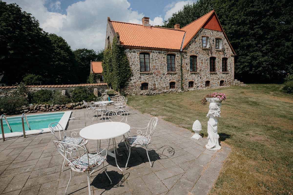Bryllupsfest | Lille Restrup Hovedgaard