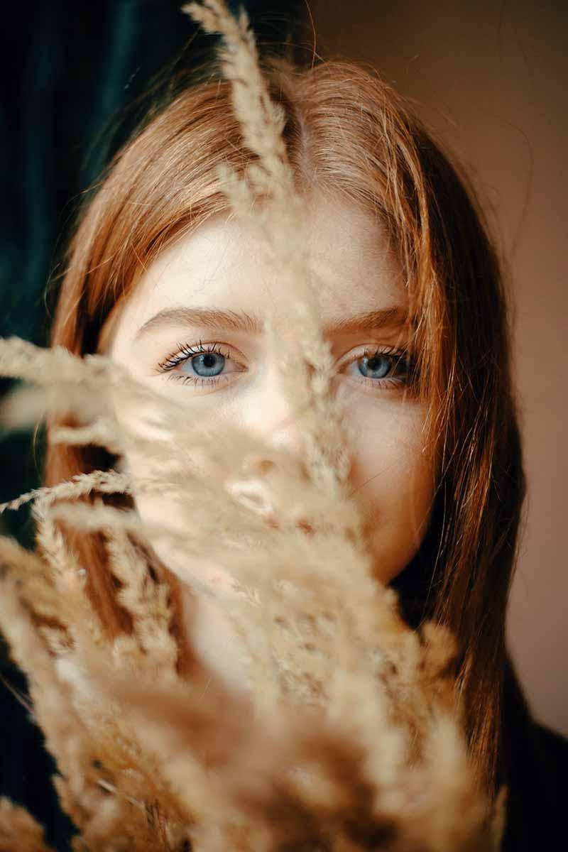 Hvordan kan portrætfotos se ud?